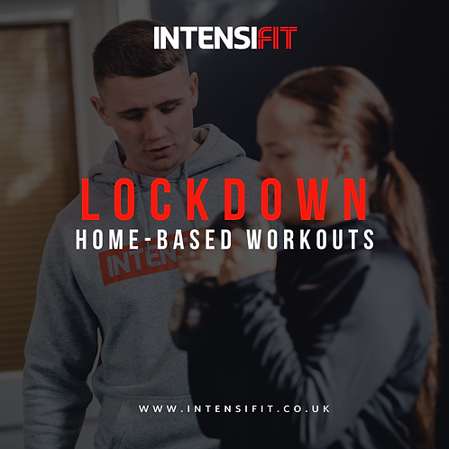 Lockdown Home Workouts