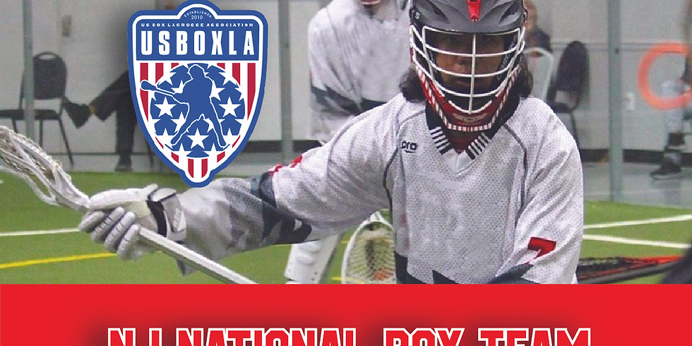 NJ National Box Team Tryouts