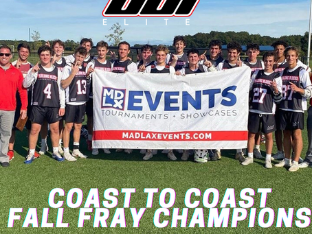 BBL Elite 2022's Knock off #1 Ranked Team 91 Smash to win the Coast to Coast Fall Championship