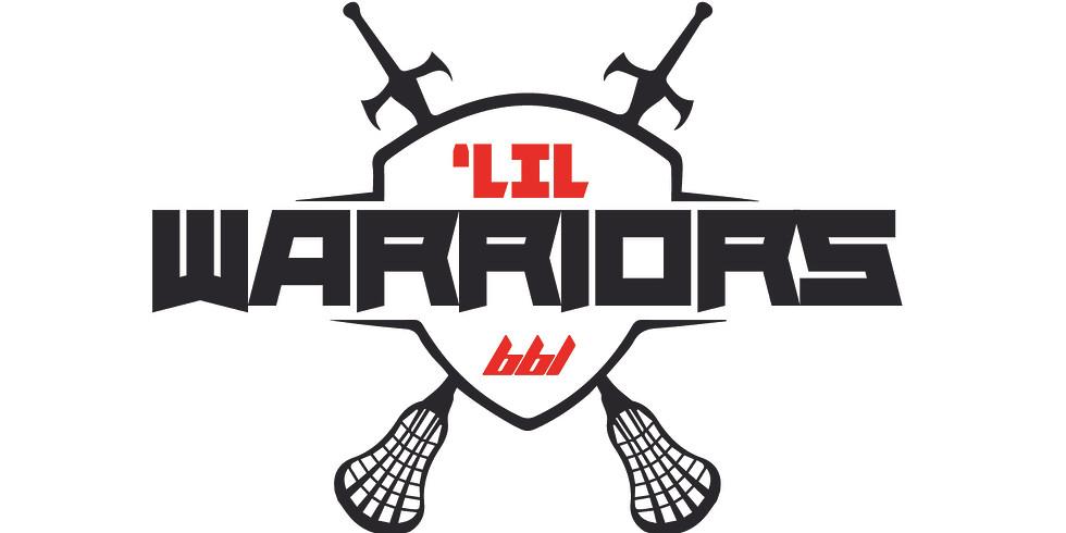 Girls Lil Warriors League - COMING SOON!