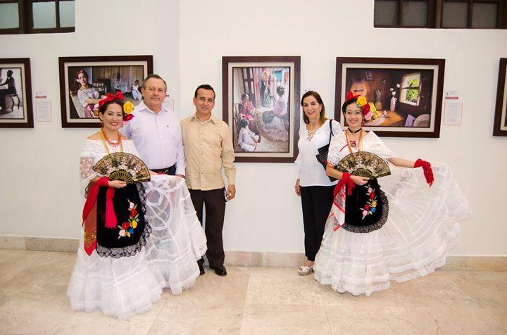 Junto al al Vicealmirante CG DEM, José Pantaleón Demuner Flores, Jefe de Estado Mayor de la Primera