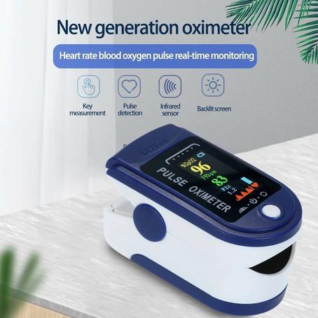 Personal Fingertip Oximeter