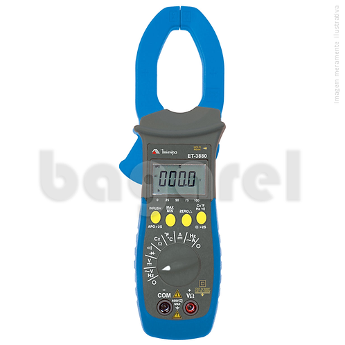 Alicate amperímetro Digital ET-3880