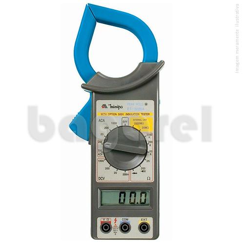 Alicate amperímetro Digital ET-3200A