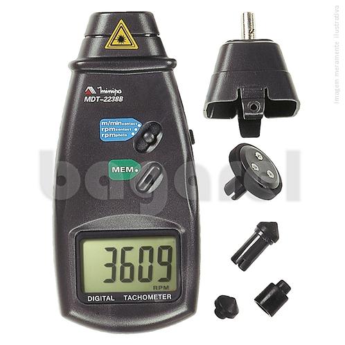 Tacômetro Digital MDT-2238B
