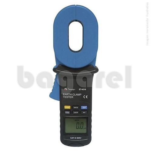 Alicate Terrômetro Digital ET-4310