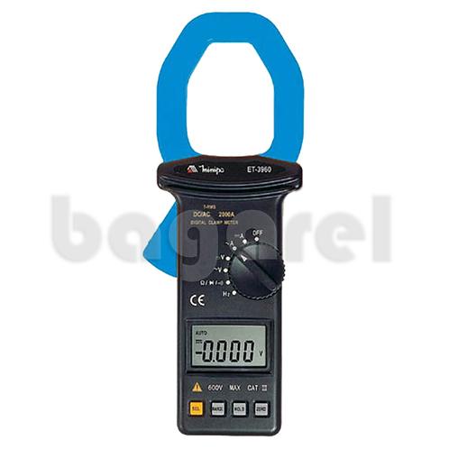 Alicate amperímetro Digital ET-3960