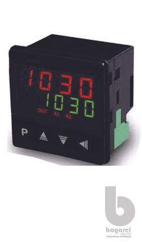 CONTROLADOR DE TEMPERATURA DIGITAL N1030PR 8103000002 NOVUS
