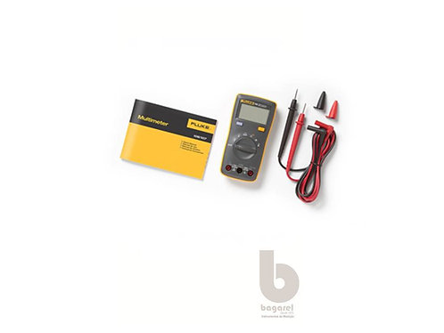 Multímetro Digital 600v Fluke-106