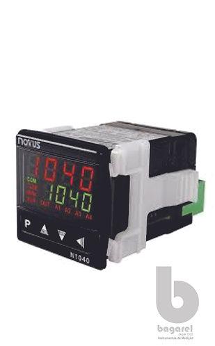 CONTROLADOR DE TEMPERATURA DIGITAL N1040PRRR USB 8104211300 NOVUS