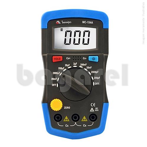 Capacímetro Digital MC-154A