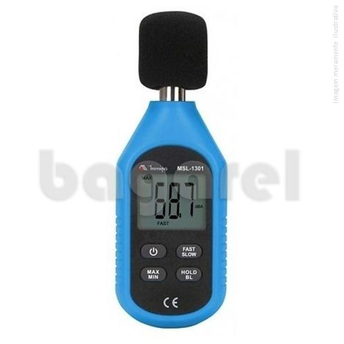 Decibelímetro Digital Mini Ambiental MSL-1301