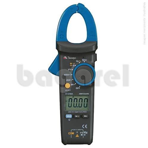 Alicate amperímetro Digital ET-3166A