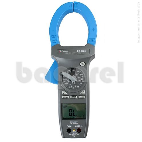 Alicate amperímetro Digital ET-3920