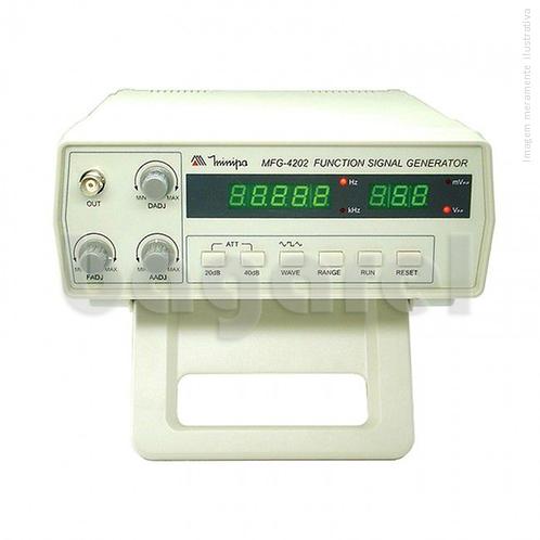 Gerador de Função MFG-4202A