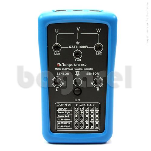 Fasímetro MFA-862