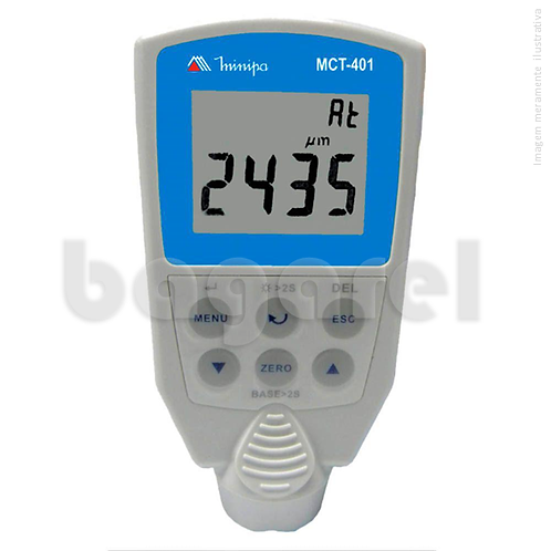 Medidor de Espessura MCT-401