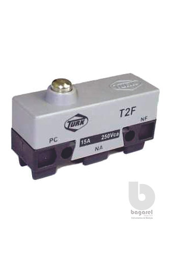MICRO CHAVE SERIES T2F TURK