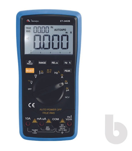 Multímetro Digital - ET-2402B