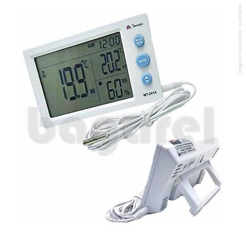 Termo-Higrômetro Digital MT-241A