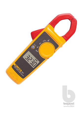 ALICATE AMPERÍMETRO DIGITAL FLUKE-323 TRUE RMS