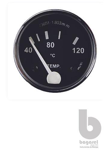 INDICADOR DE TEMPERATURA 60 MM W01.032P 40-120°C 1,0M WILLTEC