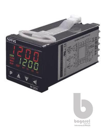 CONTROLADOR UNIVERSAL DE PROCESSOS N1200-USB - PID AUTOADPTATIVO