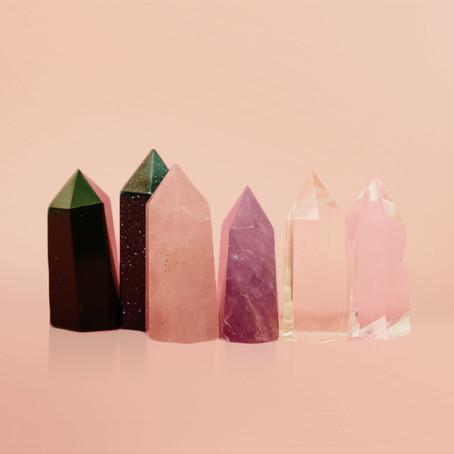 Benessere e cristalli