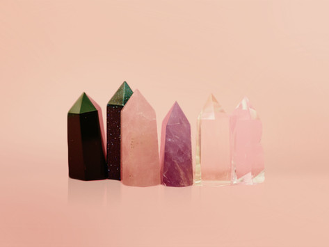 My Favorite Crystals and Meanings
