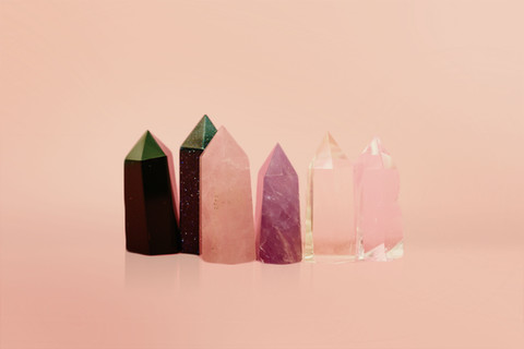 Crystal healing available