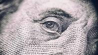 Geldschein, Dollar, Euro
