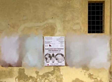 Poster up at #ALWS2019
