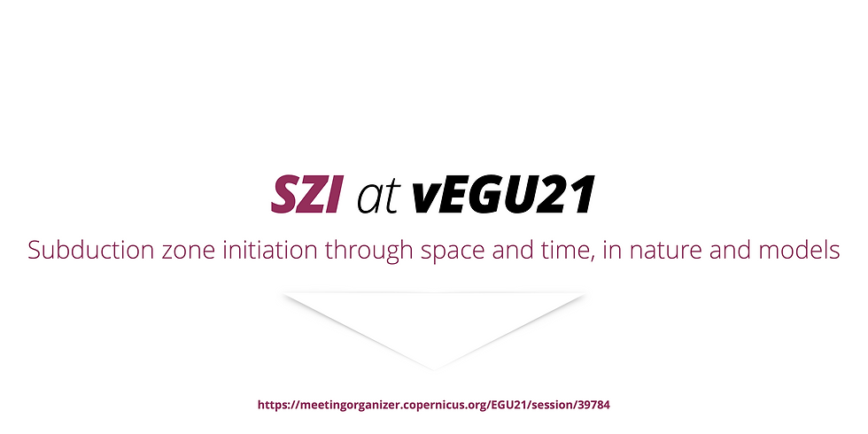 vEGU21 abstract submission