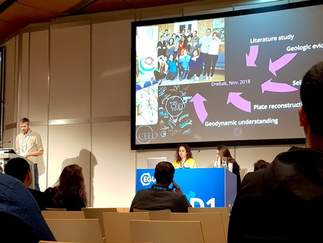 SZI database officially announced at EGU 2019 in Vienna