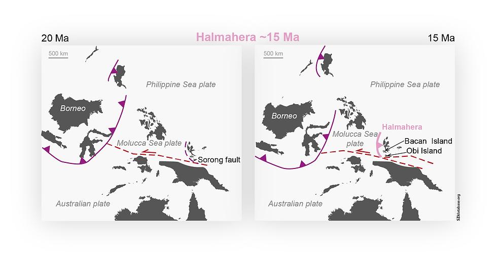 Halmahera (East Molucca)