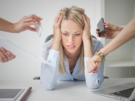 Не так страшен стресс. Полезные советы.