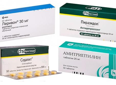 Депрессия. Какие препараты?