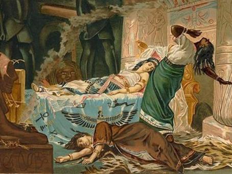 Знаменитые самоубийцы Египта, Римской Империи, древней Греции
