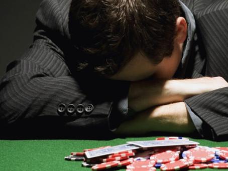Зависимость и депрессия от азартных игр