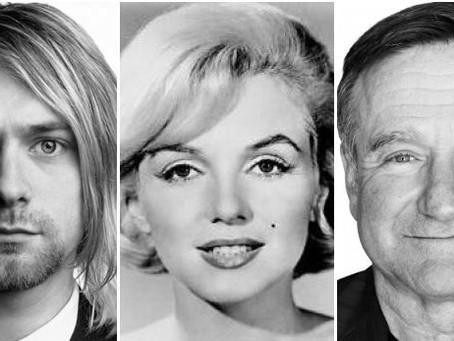 Знаменитые самоубийцы Голливуда и не только
