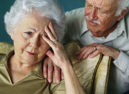 Депрессия старости