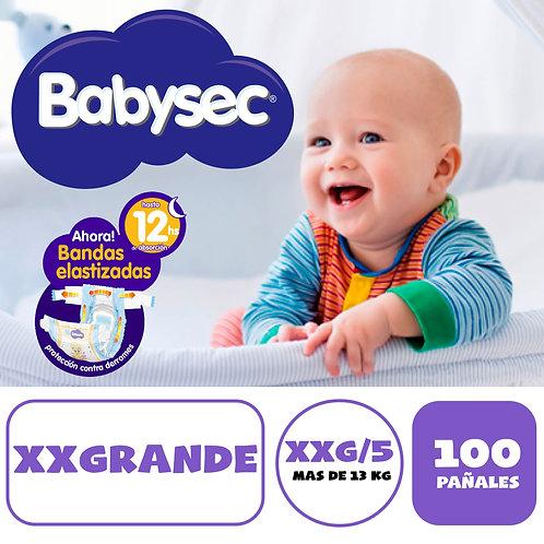 BABYSEC PREMIUN XXGRANDE X 100