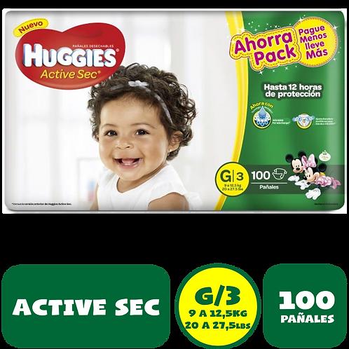 HUGGIES GRANDE X 100