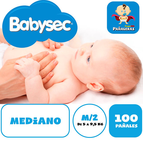 BABYSEC ULTRA M X 100