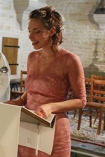 Aurélie Sartelet Chassard, organisatrice de mariage