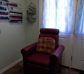 Nail Room Pedicure Chair
