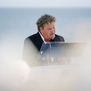 Dirk Zeelenberg: nu ook voor de wet huwelijken voltrekken op Curaçao!