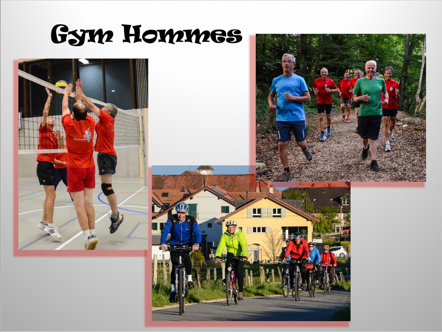 Gym-Hommes