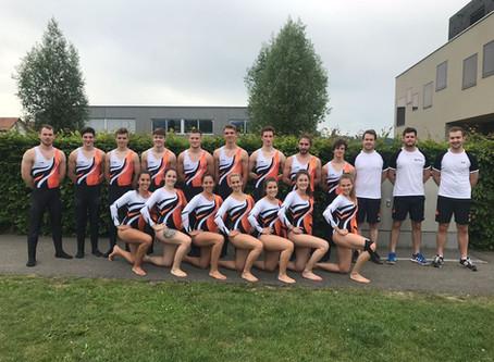 Championnat Vaudois société 2018