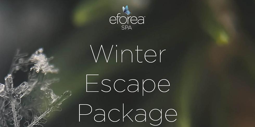 Winter Escape | Spa Voucher